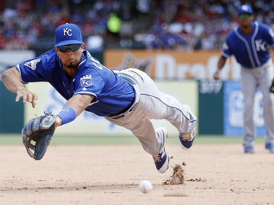 Kansas City Royals v Texas Rangers