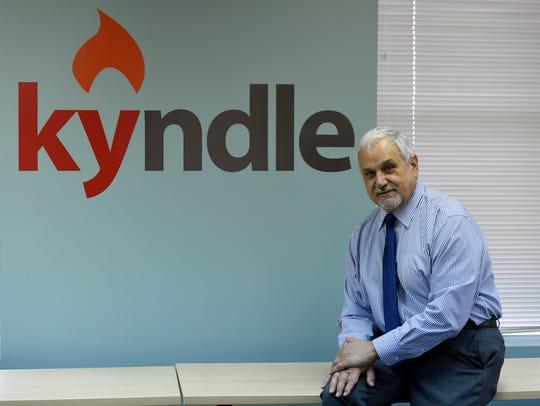 New Kyndle CEO Tony Iriti.