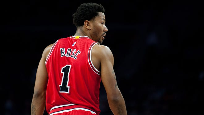 Derrick Rose has struggled with injuries throughout his entire career, and hasn't played more than 51 games in a season since 2010-11.