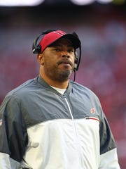 Former Arizona Cardinals offensive coordinator Harold Goodwin could emerge as a candidate for offensive coordinator with the New York Giants.