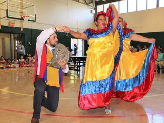 Evergreen Elementary School Vice Principal Juan Pablo