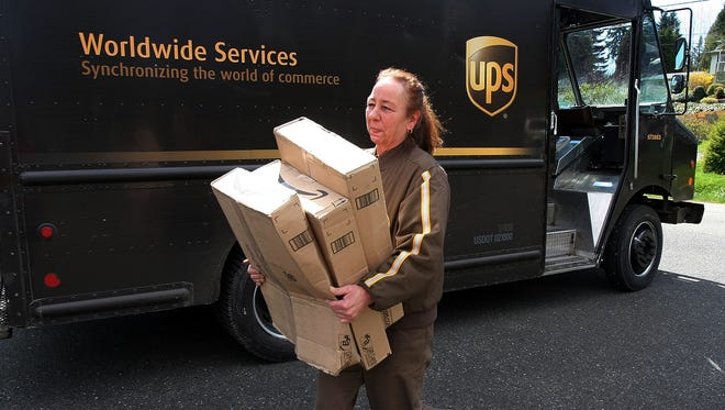 A pregnant worker's case against UPS looms as a key test for the Supreme Court's male-dominated membership.