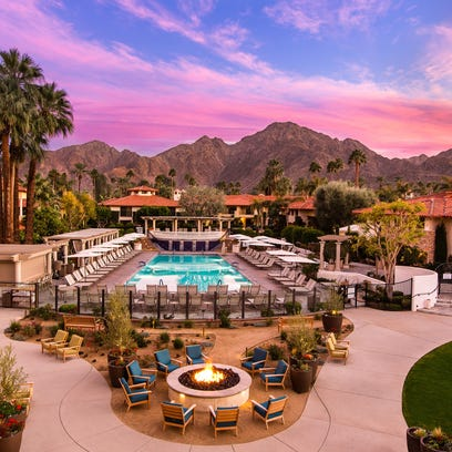 Miramonte Resort & Spa in Indian Wells.