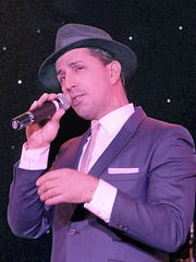 Chris Jason portrays Dean Martin.