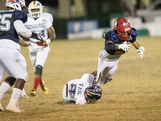 North Fort Myers receiver Joe Wilkins will sign with Notre Dame on Wednesday.