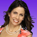 Lilly McDermott is a certified life coach who hosts a radio program from 9 to 10 a.m. weekdays on WMEL-AM (1300).