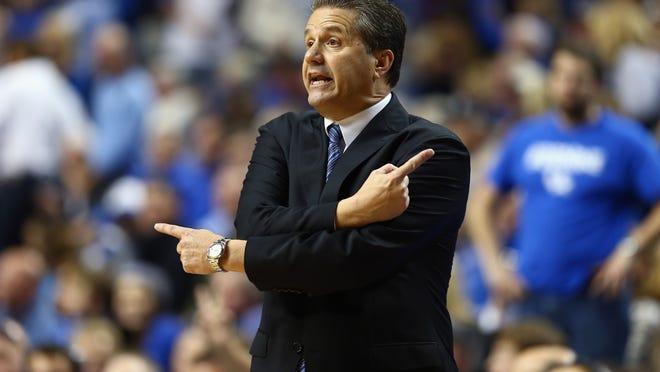 Is Kentucky's John Calipari really the second-best college basketball coach?