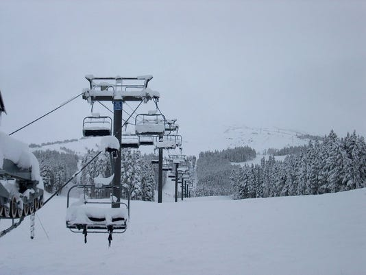 BRECKENRIDGE SKI AREA