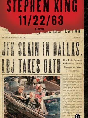 '11/22/63' by Stephen King got a major boost from JFK anniversary coverage.