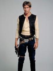 "Han Solo in ""Star Wars™: Return of the Jedi."""
