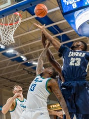 Rebounding has been a big problem as FGCU  has dropped