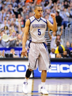 Georgetown Hoyas senior guard Markel Starks is poised to be 'even better' as a senior.
