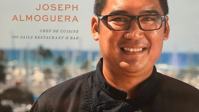 Chef Joseph Almoguera, originally from Yigo, brought fiesta flavors to the exclusive fine-dining event Frolic Hawaii's Super Secret Supper Club