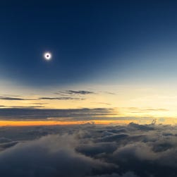 Here's the only way to get an unobstructed view of the eclipse
