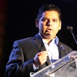 U.S. Rep. Raul Ruiz, a Democrat from Palm Desert, raised $458,624 in the first quarter of 2016.