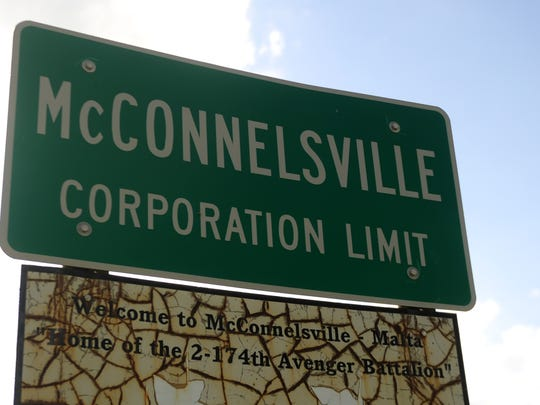 ZAN McConnelsville stock