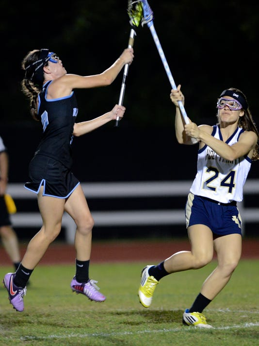 High School Lacrosse: Rockledge at Holy Trinity