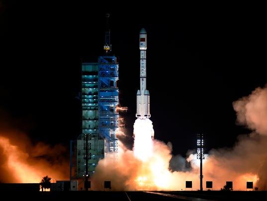 AP CHINA SPACE I CHN