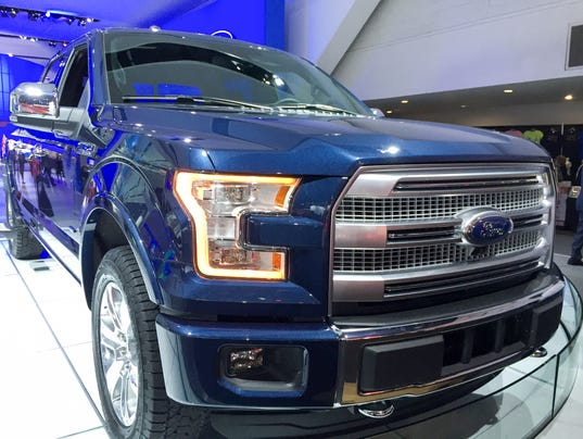 Ford Offers Hefty f 150 Pickup
