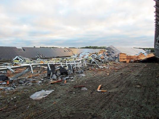 solar storm damage - photo #11