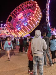 Carnival rides are among Spree's most-popular attractions.
