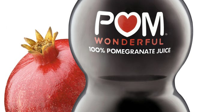 Justices: Coke's pomegranate juice not
