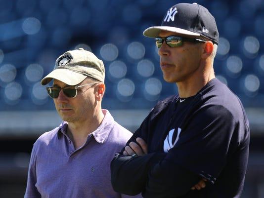 Yankees Spring Training --