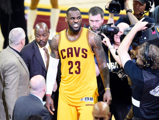 LeBron James the MVP of these Finals, not Stephen Curry