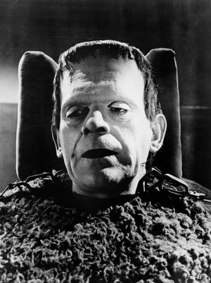 "Boris Karloff played Frankenstein's monster for a third and final time in 1939's ""Son of Frankenstein."""