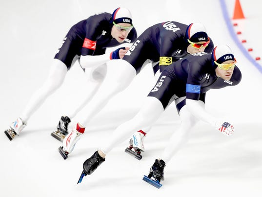 Speed Skating - PyeongChang 2018 Olympic Games