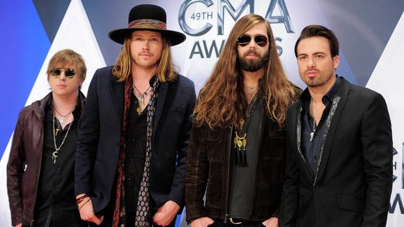The Jared Letos of the CMA Awards.