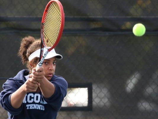 Nicolet Girls Tennis