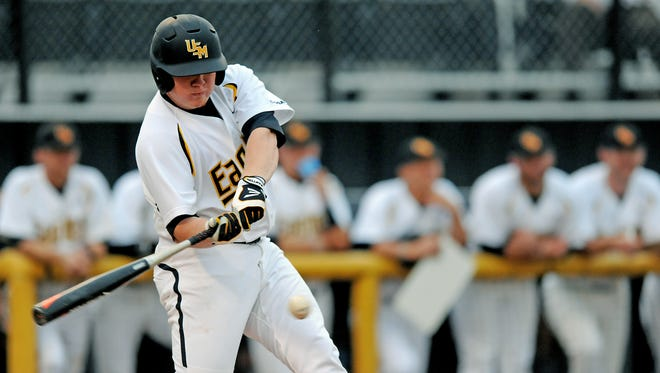 Southern Miss freshman Taylor Braley collected four hits and four RBIs in Sunday's win over Western Kentucky.