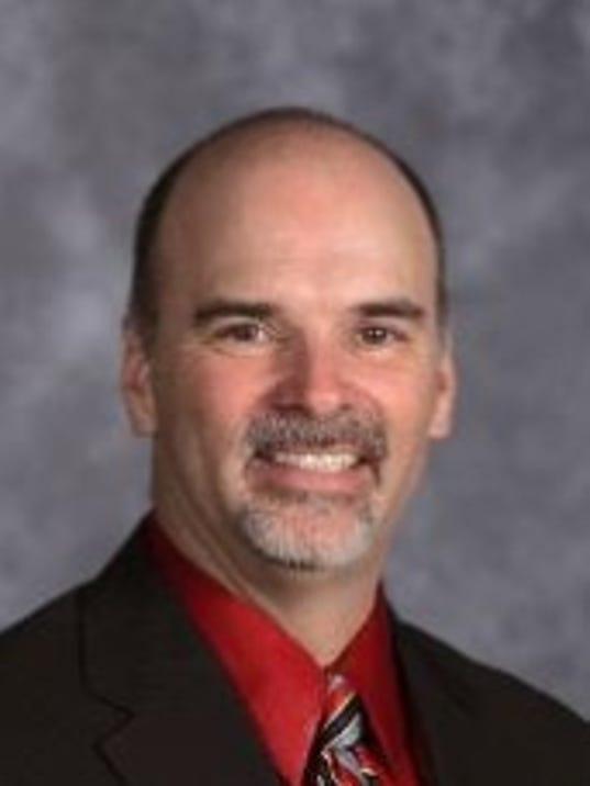 Coshocton Superintendent David Hire