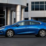 The 2016 Chevrolet Volt is more efficient than ever, going farther on its electric power and farther on a tank of gasoline all while getting a price cut. The five-door hatchback also is restyled for a mainstream Chevy look and has a nicer, quieter interior.