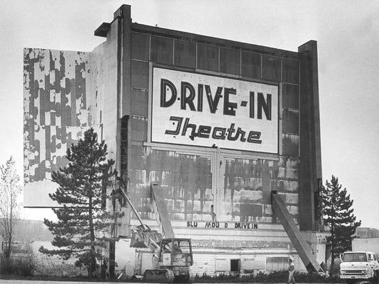 Bluemound Drive-In Theatre