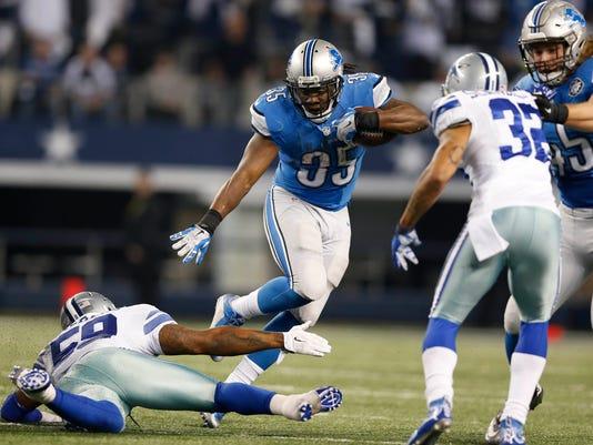Detroit Lions Respond To Dez Bryant No Catch Call