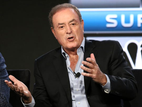 Al Michaels, who will call Super Bowl LII, said Patriots