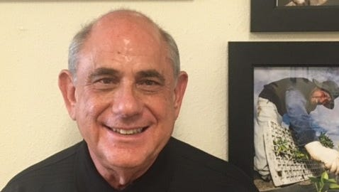 Steve Brown will serve out the remainder of V. Manuel Perez's term on Coachella City Council.