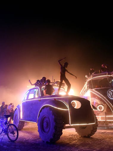 Burning Man 2017. 