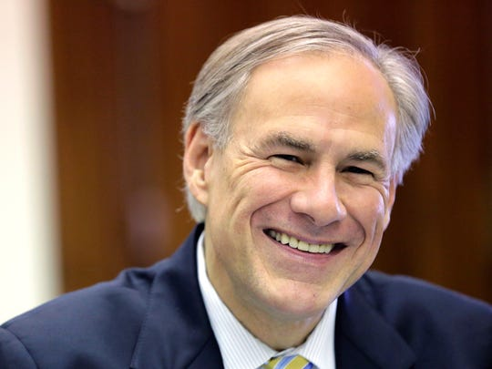 Gov. Greg Abbott
