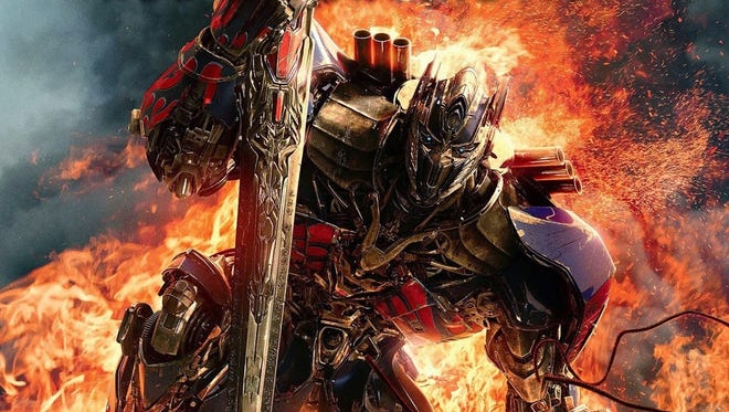 "Optimus Prime and his band of trucks-turned-robots will be back to do battle in ""Transformers: The Last Knight."""
