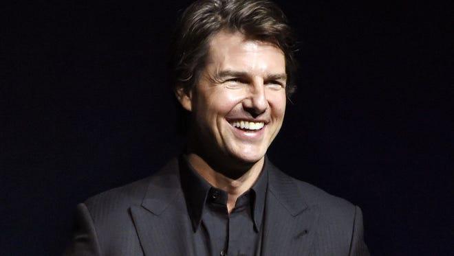 Tom Cruise's new movie has connections to Louisville even if he likes to pretend that he doesn't.