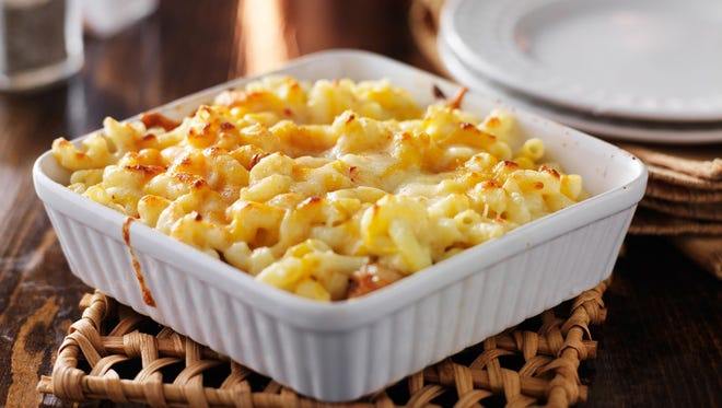 Macaroni and cheese is one of the ultimate comfort foods.