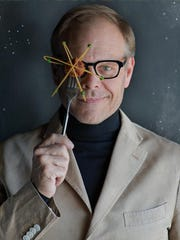 """Alton Brown's """"Eat Your Science"""" tour comes to the Kentucky Center on April 10."""