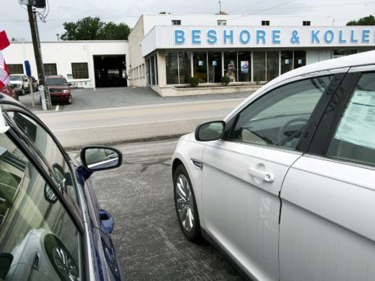Beshore & Koller Ford in East Manchester Townshhip is about to undergo a five-month renovation that includes remodeling its service area and showroom. The dealership is celebrating 80 years in business at the same location.