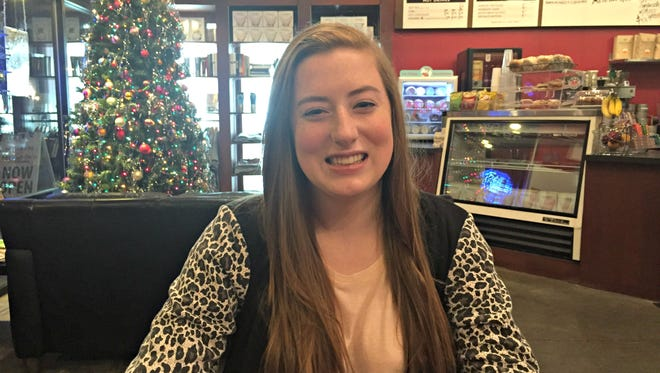 Marian Hall, 18, credits a year-long stay in Orchard Place for helping her recover from lifelong mood disorders.