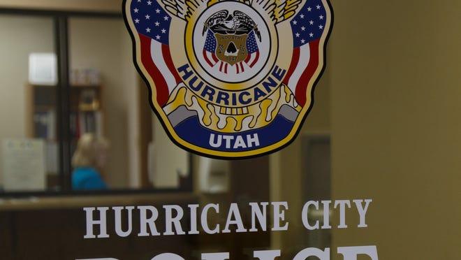 Hurricane Police Department.
