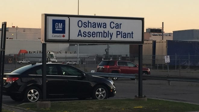 Unifor Local 222 members may go on strike next week at the General Motors Co. Oshawa Assembly Plant unless an agreement securing new product and investment for the plant is reached ahead of a late Monday deadline.