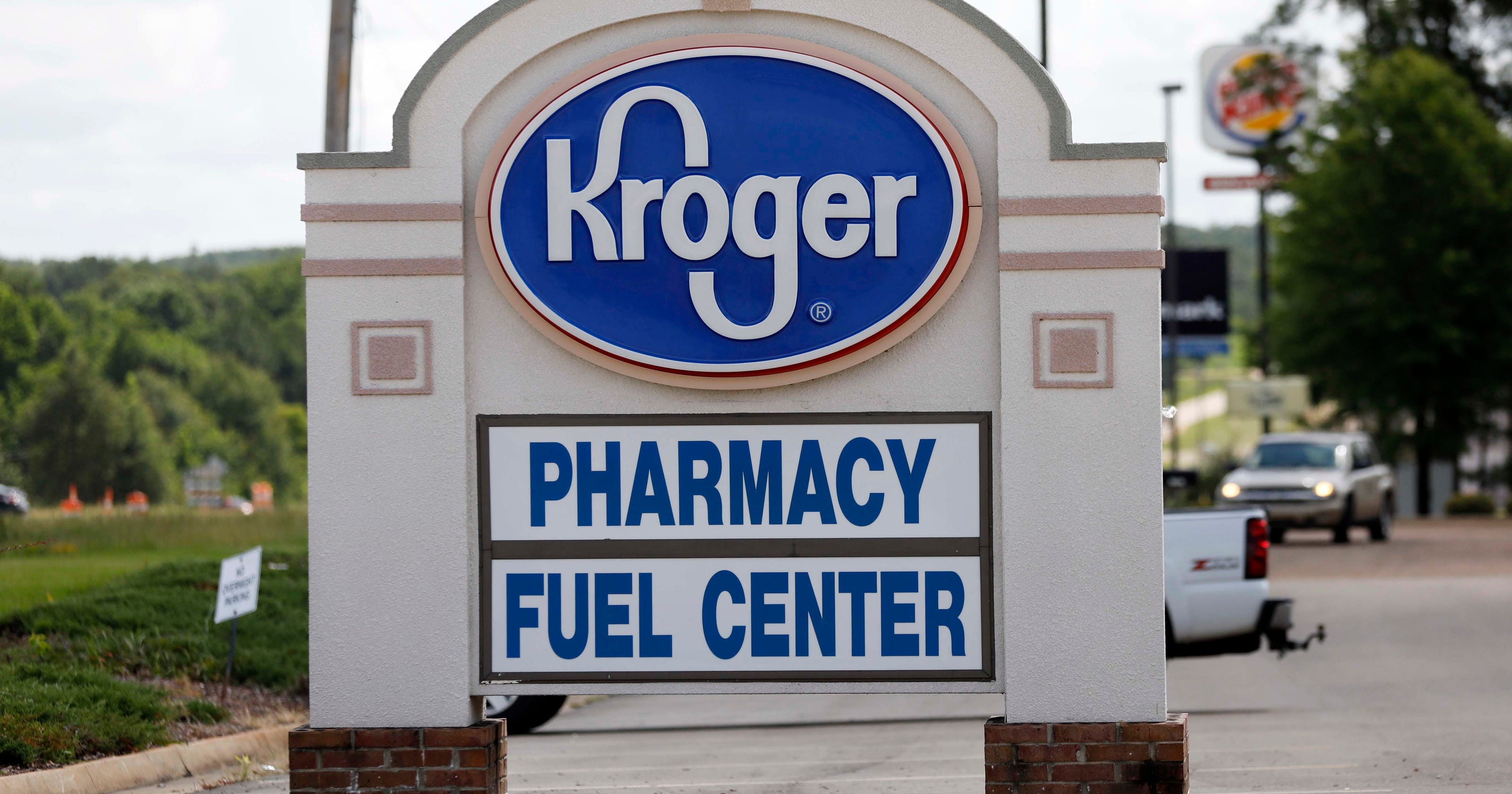 Recall: Kroger pulls water for babies over mold problem